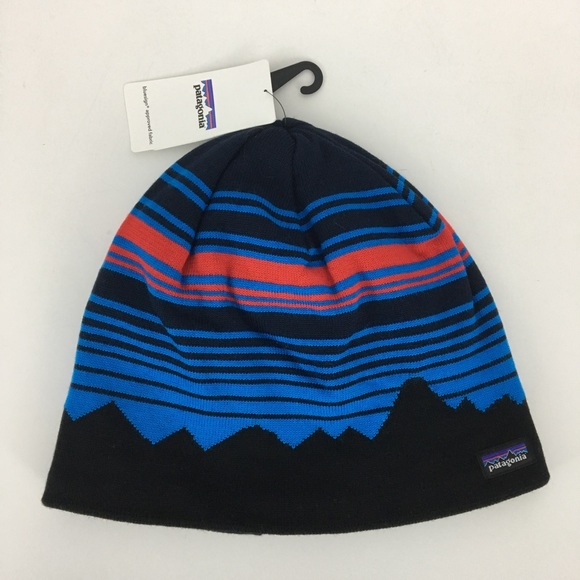 c358afed Patagonia Accessories | Lined Beanie Vintage Fitz Roy 29117 | Poshmark